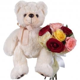 Милый медвежонок (уменьшенный)